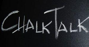 Chalk Talk